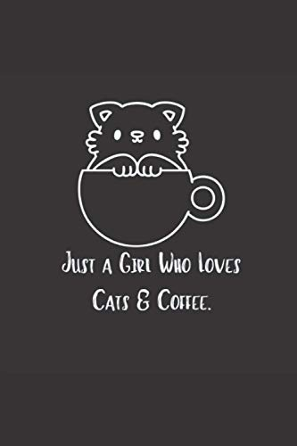 Just a girl who loves cats and coffee: Black Notebook...