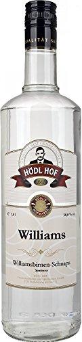 Hödl Hof Schnapps de pera Williams Brandy de Frutas - 1000 ml