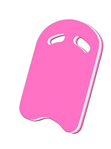 BECO Unisex– Erwachsene Schwimmbrett Kick, pink, normal