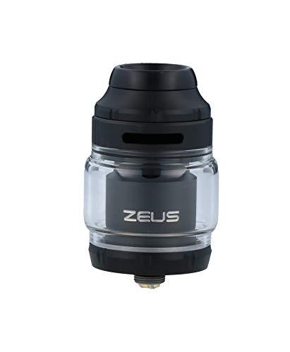 GeekVape Zeus X RTA Verdampfer , 4,5ml , subohm-fähig , Top-Fill , Rebuildable Tank - Farbe:: schwarz