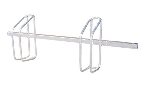 Fahrradständer Wandparker BRNO - zur Wandmontage - 2 Stellplätze - für Mountainbikes geeignet