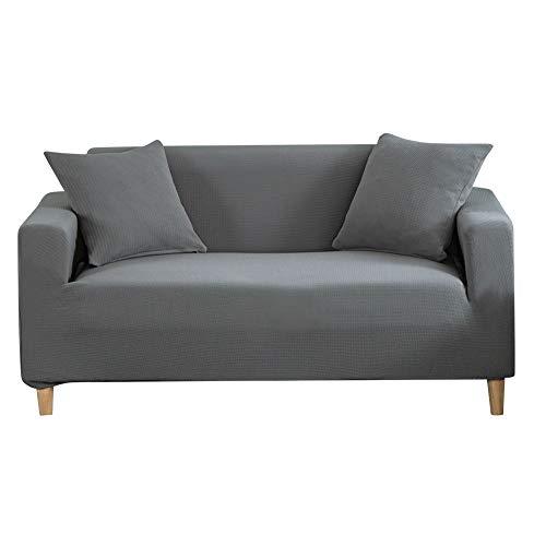 Crisis Accesorios para sofás, Fundas para Cojines de sofá antisuciedad, Fundas Antideslizantes para Muebles Funda de sofá para sofá, Artículos para el hogar, para(Double 145-185cm)