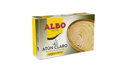 Albo - Thon Blanc à L'Huile d'Olive...