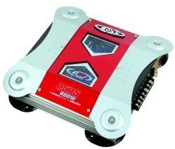 Boss R535 - Amplificador de potencia Mosfet de 2 canales, serie Riot...