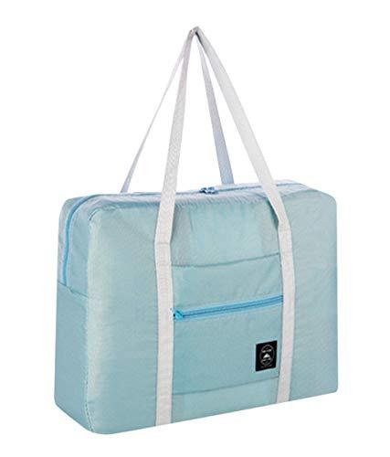 Vertily 折り畳み式旅行荷物収納バッグ大型旅行バッグ防水収納バッグ荷物折りたたみハンドバッグショルダートラベル収納バッグ