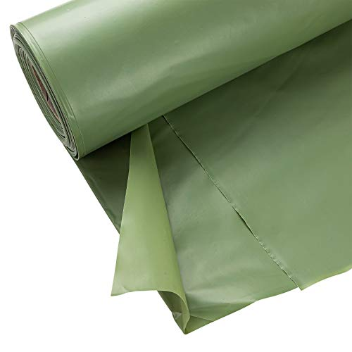 Baufolie Typ 200, Abdeckfolie, Estrichfolie, PE Folie transluzent, 0,20mm Dick, 4x25m insgesamt 100m²