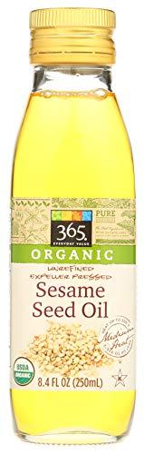 365 Everyday Value, Organic Sesame Seed Oil, 8.4...