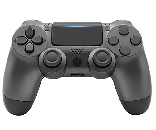 Wireless Controller per PS4, Controller Di Gioco per Bluetooth, Controller di Gioco Senza Fili con Joypad del Dualshock per PS4 Slim PRO  PC