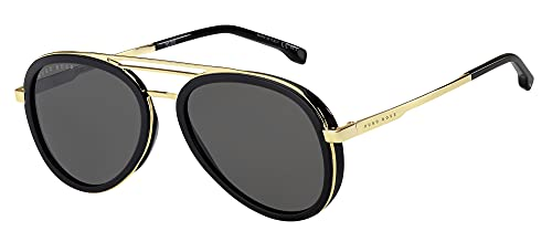 Hugo Boss Gafas de Sol BOSS 1254/S Black/Grey 55/18/145 hombre