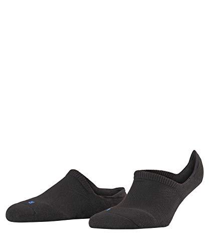 FALKE Damen Füßlinge Cool Kick - Funktionsfaser, 1 Paar, Schwarz (Black 3000), Größe: 39-41