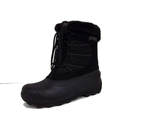 Ranger by Honeywell Women's Winter Boots. SPARROW II Black.