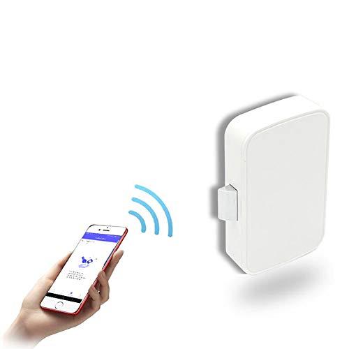YDM Drahtlose Bluetooth Keyless Intelligente Aktenschrank Sperren Unsichtbare Elektrische Sperre IOS Android APP Steuerung Für Schrankschublade Sicherheit