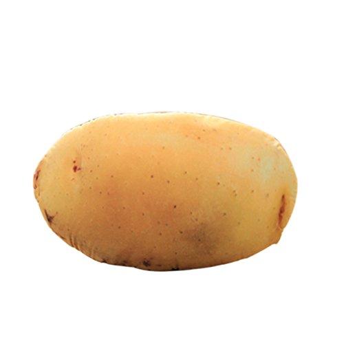 dotdo Kissen aus Kartoffel/Brokkoli/Gemüse, Plüsch, Spielzeug, Geschenke, Home Office