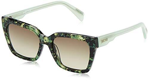 Just Cavalli Sunglasses Jc784s 55p 53 Gafas de sol, Verde (Grün), 53.0 para Mujer