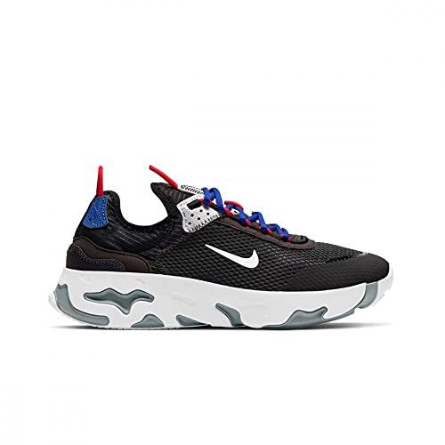 Nike React Live (GS), Scarpe da Corsa, Anthracite/White-Black-lt Smoke Grey, 36 EU