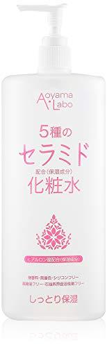 【Amazon限定ブランド】 Aoyama・Labo(アオヤマラボ) セラミド化粧水 1000ml