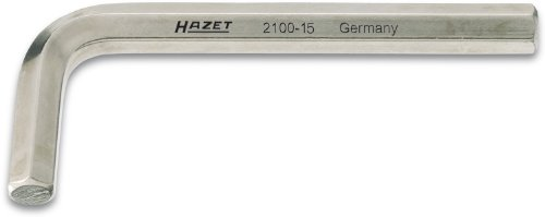 Hazet Hoekschroevendraaier 1,5 mm