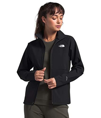 The North Face Women's Apex Nimble Jacket, TNF Black, 2X