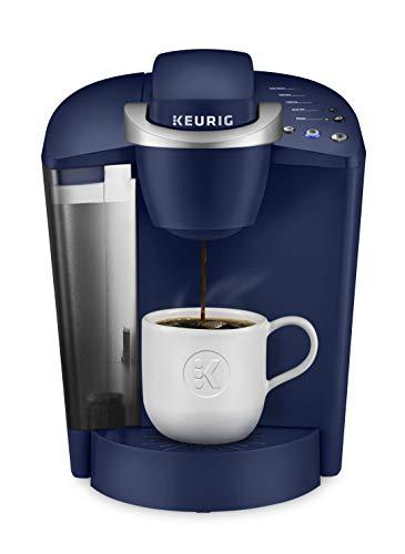 Keurig K-Classic Coffee Maker, Single Serve K-Cup Pod Coffee Brewer, 6 to 10 Oz Brew Sizes, Blue
