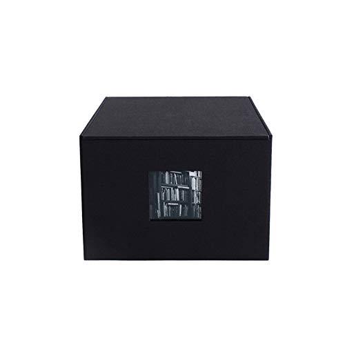 Kolo Havana Photo Storage Box, Medium, Black
