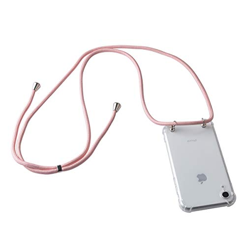 Gift_Source ZenFone AR ZS571KL Funda, [Rosado] Ultrafina Transparente Cristal Silicona Carcasa Caso...