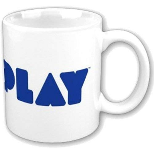 Coldplay - Boxed Mug: New Logo - Tasse im Geschenkkarton