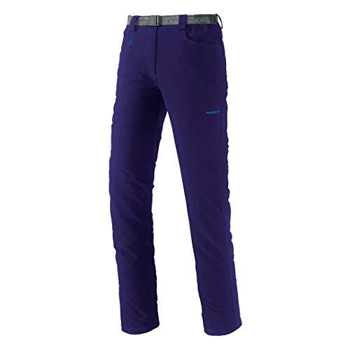 Trangoworld pc007778 – 2 CF-xlc Pantalon Long, Femme, Bleu Encre, XL