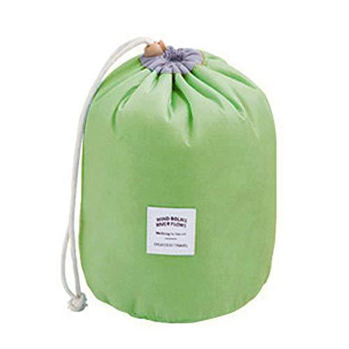 Sacs Cosmétiques Multifonctions Voyage Washbag Grande Capacité Portable Faisceau Port Sac Rangement Green