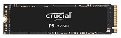 Crucial P5 250GB 3D NAND NVMe Internal SSD, up...