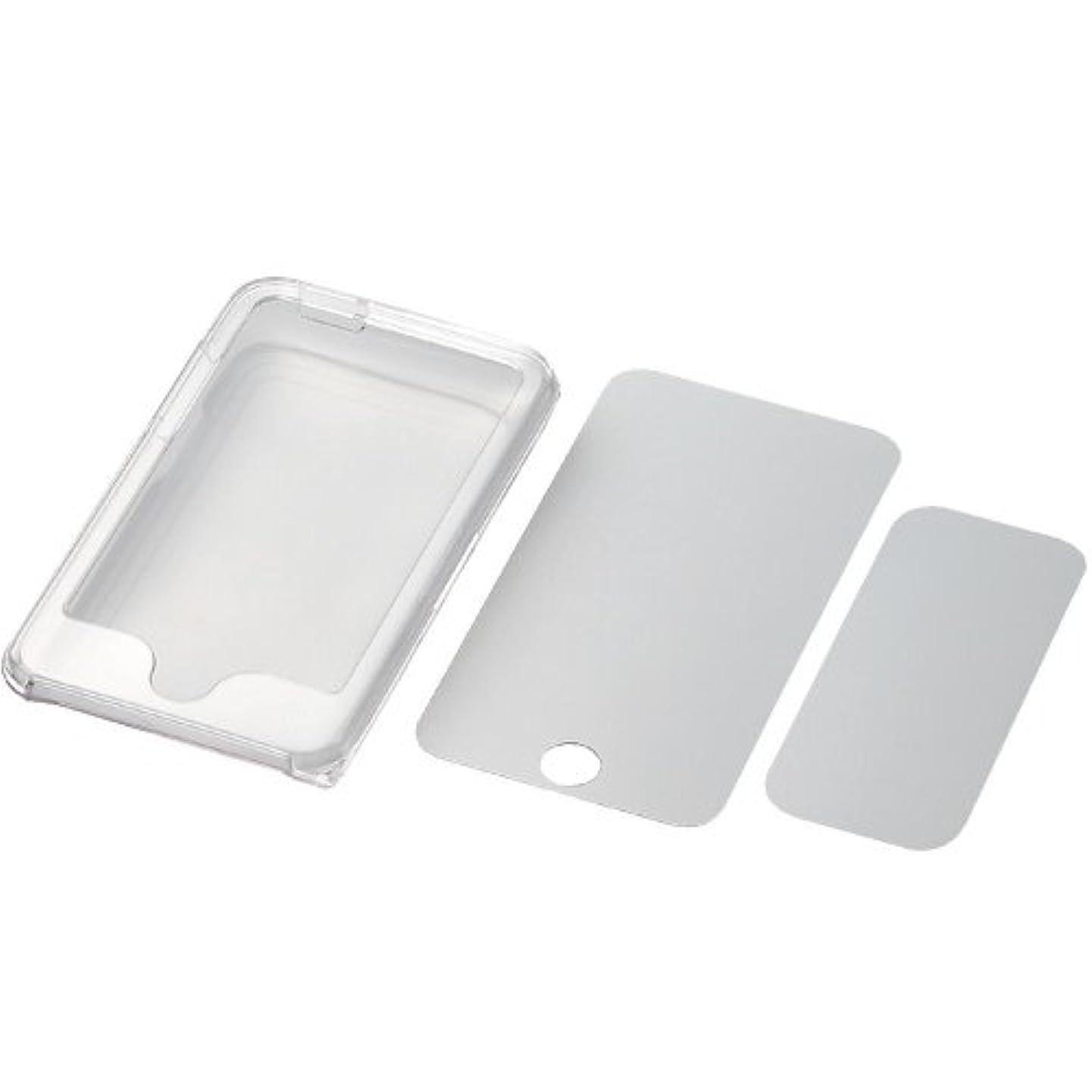 離婚どちらか戦うELECOM iPod 2nd touch/ハードケース/クリア AVD-PCA2TCR