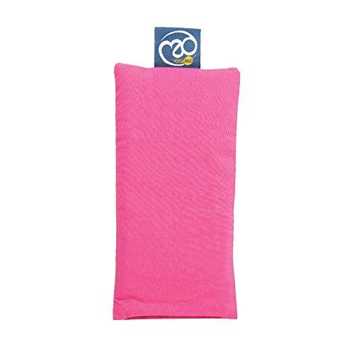Yoga-mad YEYEPO-PNK Almohadas para los Ojos, Unisex Adulto, Rose Caliente, Talla Única