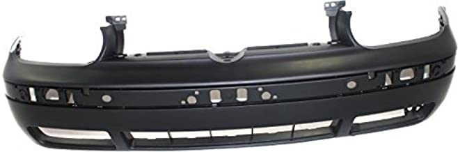 Rear Valance for BMW 3-SERIES 99-06 Center Bumper Cover Primed with Sport Package