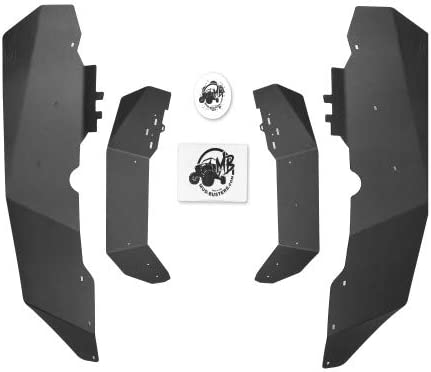 MudBusters MAX Coverage Max 49% OFF Max 57% OFF Fender Flares XP-1000 2019+ for Polaris