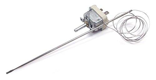 daniplus Backofenthermostat, Thermostat Backofen passend für EGO 55.19062.800, Bauknecht Whirlpool 481927128269