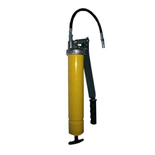 Reilang R01.098M Handhebel-Fettpresse mit Schlauch und Greifkopf 400ml