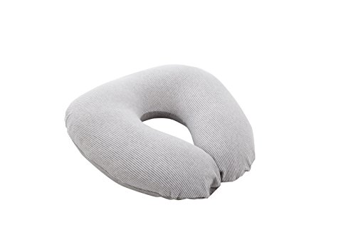 Doomoo coussin d'allaitement softy classic gris clair
