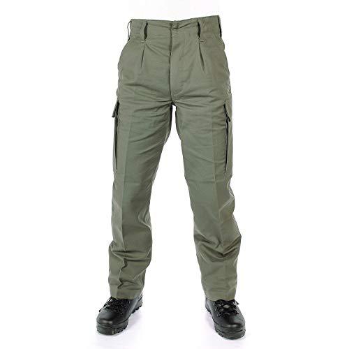 Leo Koehler, pantaloni militari originali , Unisex, oliva, BW 30 / 66