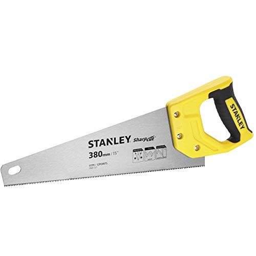 "Stanley STHT20369-1 Serrucho Universal 15""/380mm 11TPI, Multicolor"