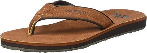 Quiksilver Carver Nubuck, Chaussures de Plage & Piscine...
