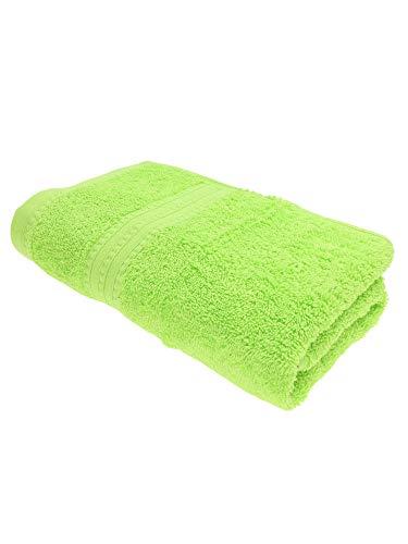 Julie Julsen® Bio Handtücher in 32 Farben erhältlich weich und saugstark Apfelgrün 50x100 cm