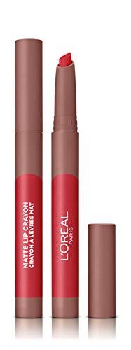 L'Oréal Paris Infaillible Matte Lip Crayon 108 Hot Apricot, 1 Stück