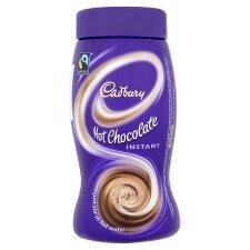 Cadbury Cheap sale Fair Trade Hot Chocolate X Pack 4 400g San Diego Mall Instant