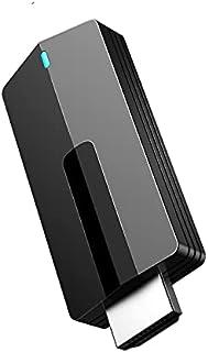 MiraScreen 4K draadloze HDMI-displayadapter, 2,4 G/5 G WiFi-Display Dongle HDMI Streaming Stick voor iOS, Windows, Android...