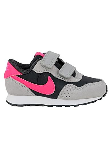 Nike - Deportivas MD Valiant (TDV) infantiles, Smoke Grey Pink, 26 EU