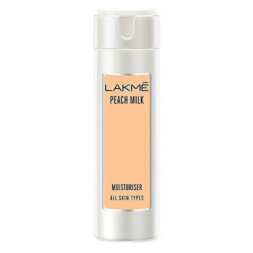 Lakmé Peach Milk Moisturizer Body Lotion, 120 ml
