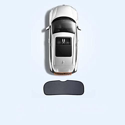 Parasol magnético para ventanas de coche para BMW X5 G05 2018-presente, cortina de protección para visera solar (color: parte trasera 1 unidad)