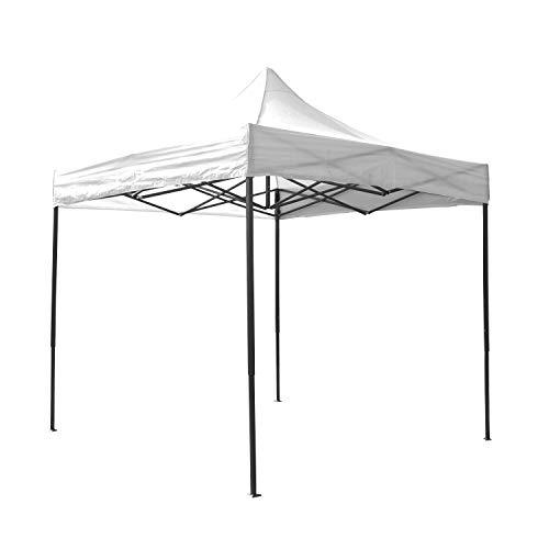 AIRWAVE Cenador Plegable (3 x 3 m), Blanco