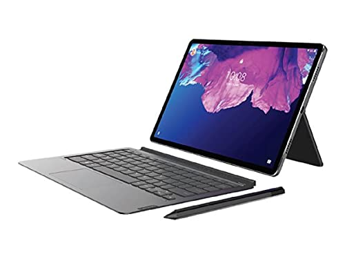 Lenovo Tab P11 Pro ZA8M - Tablet - Android 10-128 GB UFS Card - 29.2 cm (11.5
