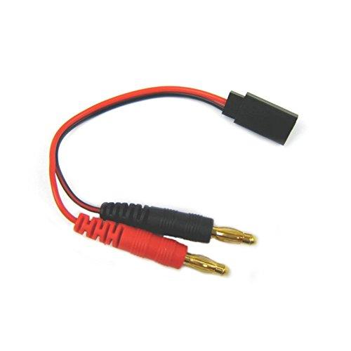 Câble de charge pour émetteur graupner, robbe jR futaba /