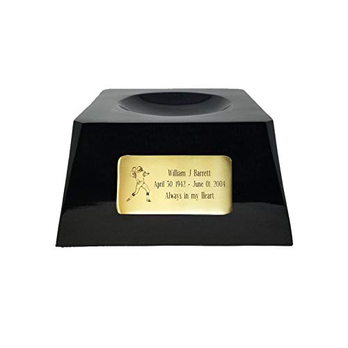 Aestheticurns Football Trophy Cremation Urn